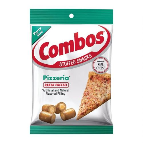 Combos Pizzeria 6.3oz  178.6g (US)